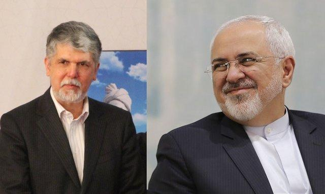 اعلام وصول هفت سوال از وزیر امور خارجه و سه سوال از وزیر فرهنگ