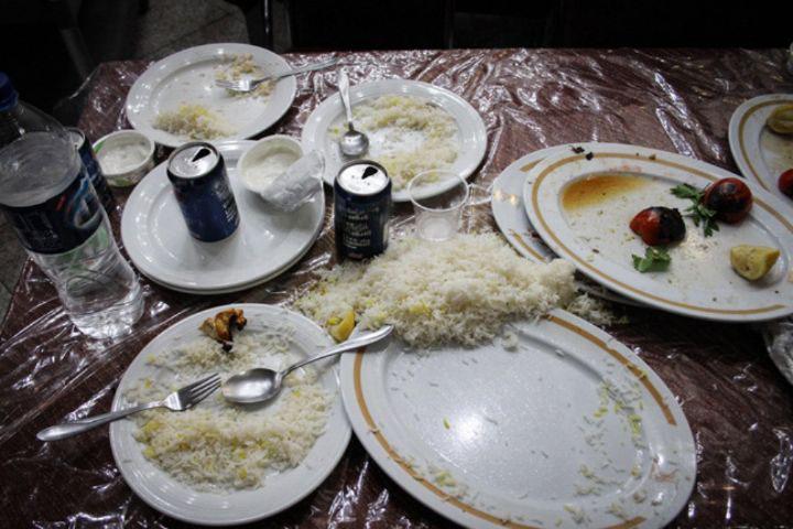 خبرنگاران گزارش می دهد؛ ارزش اقتصادی دور ریزِ غذا در ایران چه میزان است؟