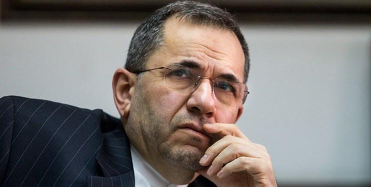 تخت روانچی: ایران به زودی تدابیر مناسبی را طبق حقوق متعارف در برجام اتخاذ می نماید