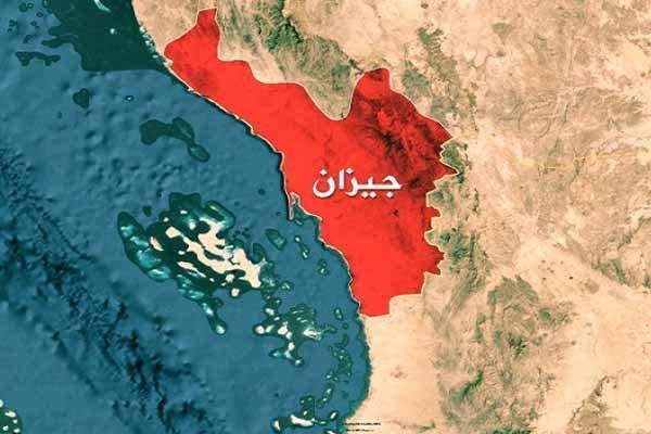 سرنگونی هواپیمای جاسوسی سعودی به دست یمنی ها در جیزان