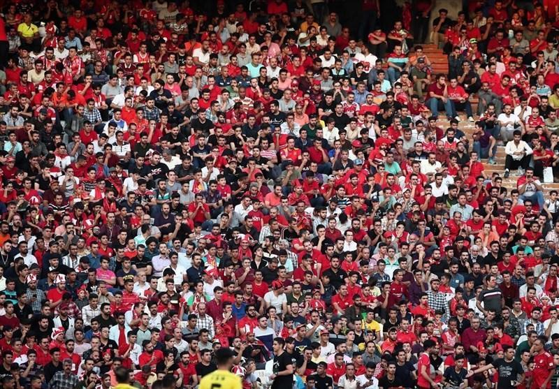 بیانیه باشگاه پرسپولیس در آستانه دربی 90، عزم جزم طرفداران، سرخپوشان را مصمم تر می نماید