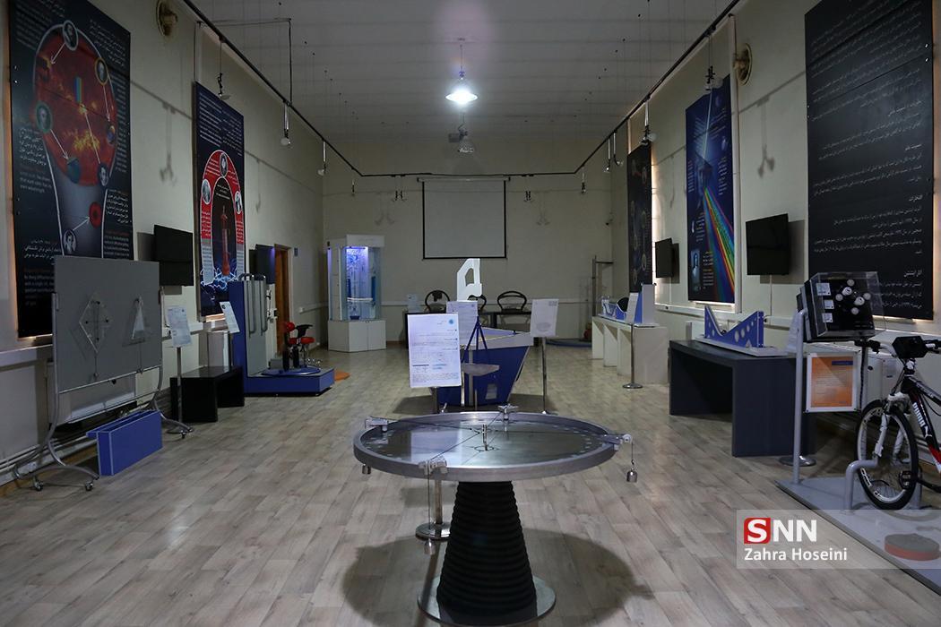 نمایشگاه مجموعه آثار فضانوردی در موزه ملی علوم و فناوری برگزار خواهد شد