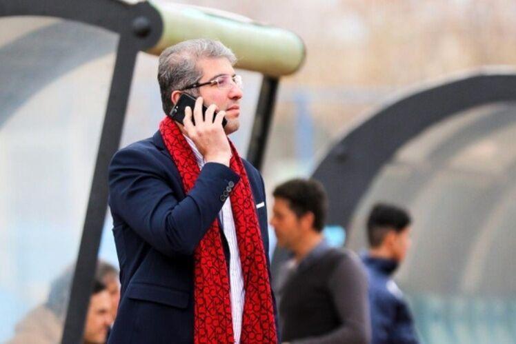 خبرنگاران حمیداوی دغدغه های جامعه فوتبال خراسان رضوی را بشنود