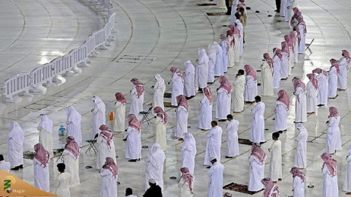 پس از 7 ماه درهای مسجد الحرام به روی نمازگزاران باز شد