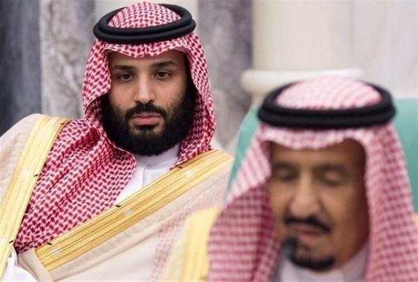 پادشاه عربستان هنگ کرد خبرنگاران