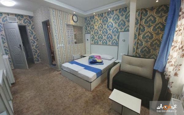 هتل بوستان؛ اولین هتل 4ستاره سرعین ، عکس