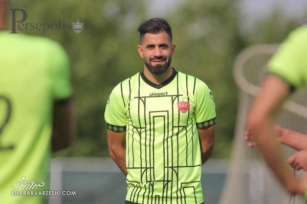 تمدید بازیکن پرسپولیس وتو شد؟ ، گزارش رسانه قطری از قرارداد دوساله با یک سرخپوش
