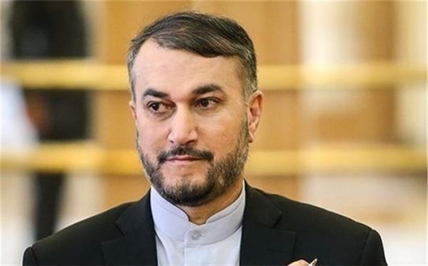 تاکید بن زاید و امیرعبداللهیان بر توسعه روابط ایران و امارات